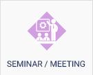 Seminar / meeting